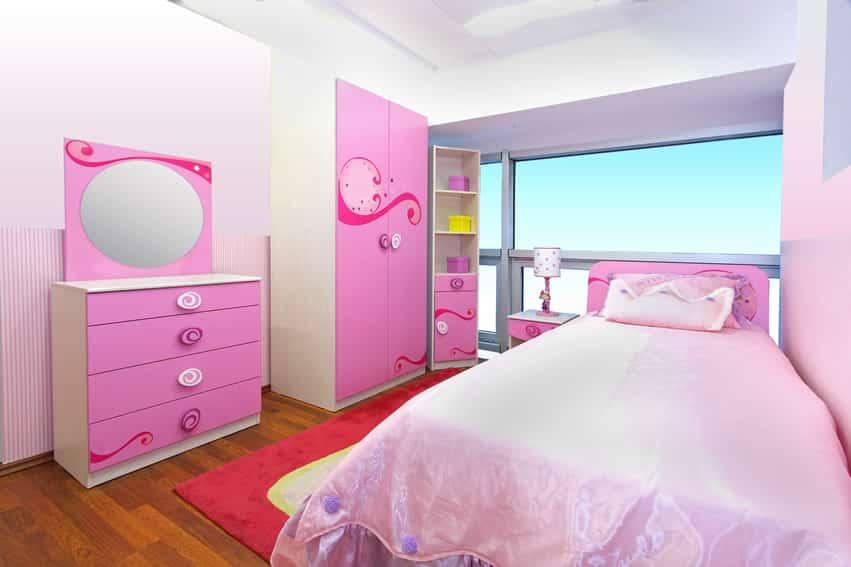 27 Beautiful Girls Bedroom Ideas - Designing Idea on Girls Beautiful Room  id=21391