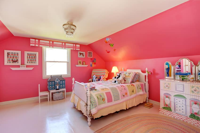 27 Beautiful Girls Bedroom Ideas - Designing Idea on Beautiful Rooms For Girls  id=50591