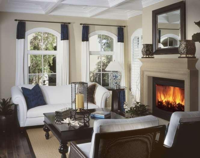 Elegant Vintage Living Room 26 With