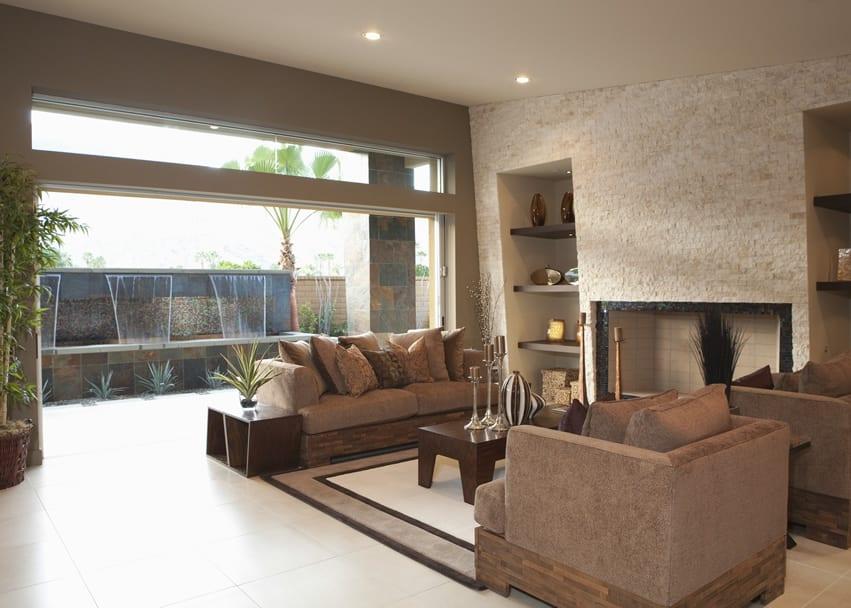 Ideas Room Beautiful Decorating Living