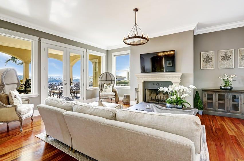45 Beautiful Living Room Decorating Ideas (Pictures ... on Beautiful Room Decoration  id=88687