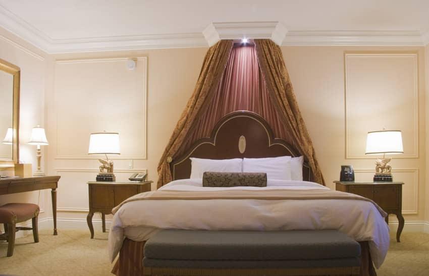 55 Custom Luxury Master Bedroom Ideas (Pictures ... on Master Bedroom Curtain Ideas  id=25832