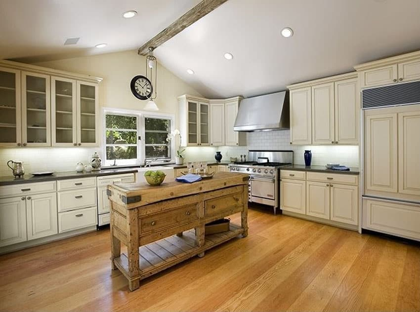 Large Open Kitchen Designs