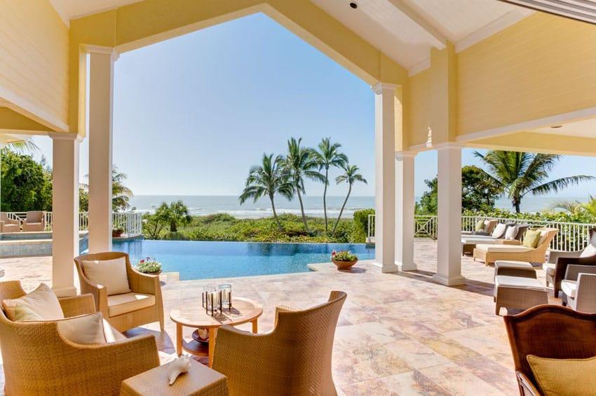 50 Beautiful Patio Ideas (Furniture Pictures & Designs ... on Beautiful Patio Designs id=15320