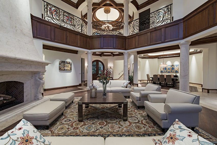 43 Beautiful Large Living Room Ideas Formal Amp Casual