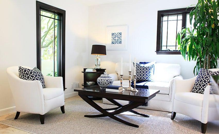 19 Beautiful Small Living Rooms (Interior Design Ideas ... on Beautiful Small Room  id=91487