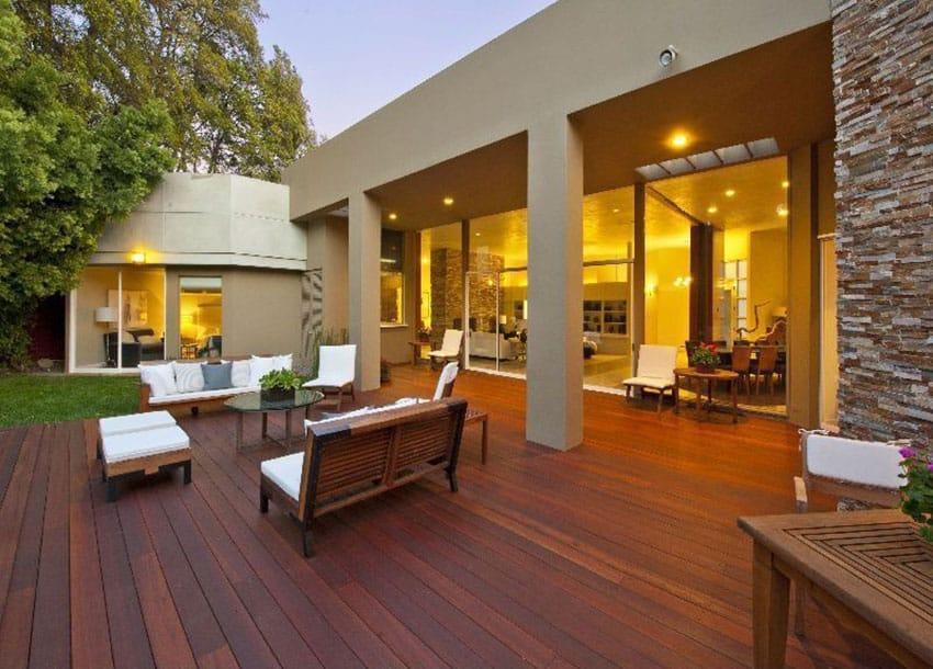 25 top modern deck ideas pictures designing idea on Modern Patio Deck id=61806