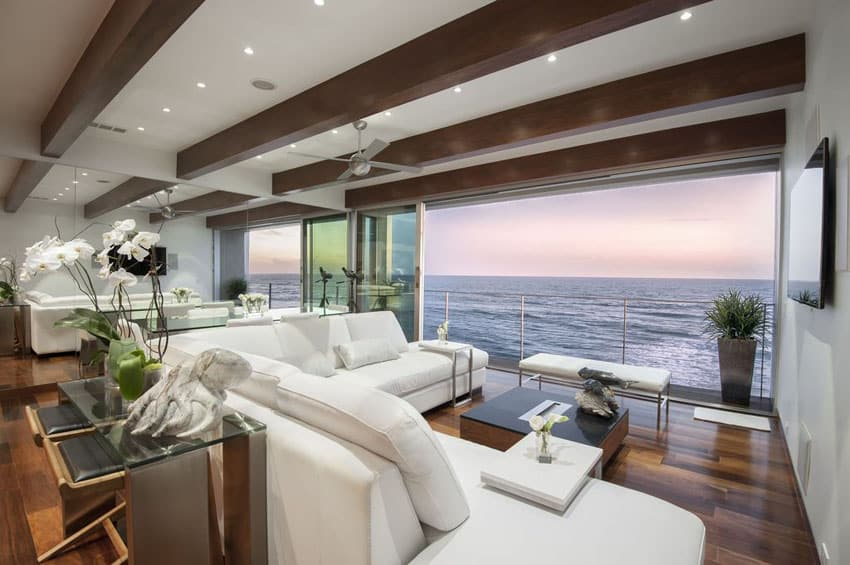 Image Result For Amazing Wooden Sliding Doors Living Room Design Ideas