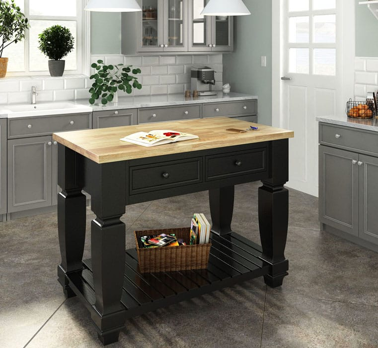 Resting Cabinets Kitchen Islands