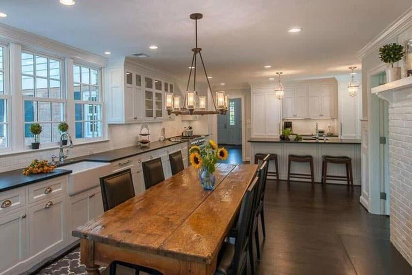 House Plans Eat Kitchen