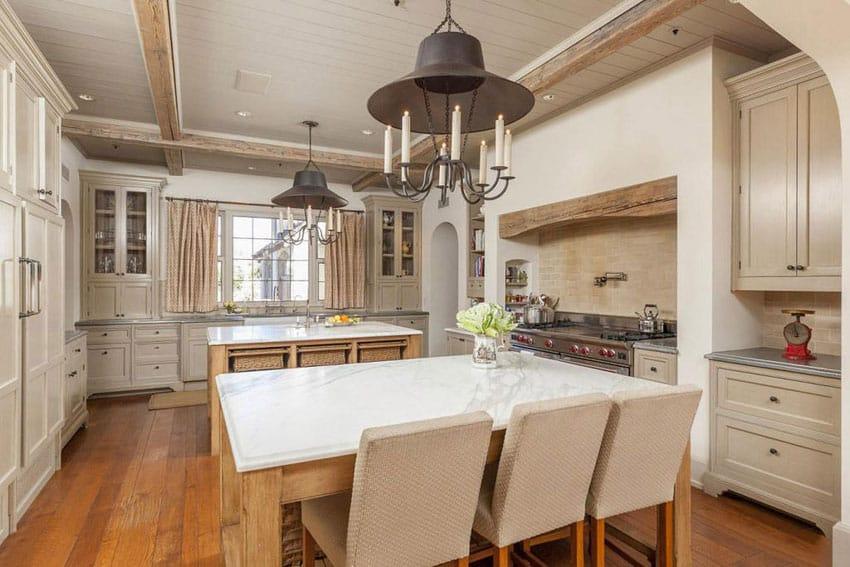 26 Farmhouse Kitchen Ideas (Decor & Design Pictures ... on Luxury Farmhouse Kitchen  id=81994
