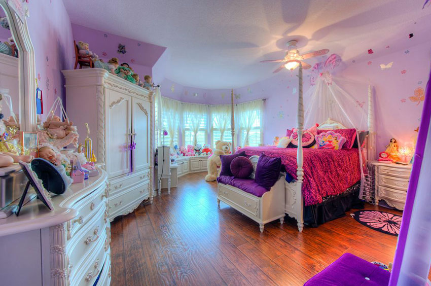 23 Little Girls Bedroom Ideas (Pictures) - Designing Idea on Beautiful Girls Room  id=59494
