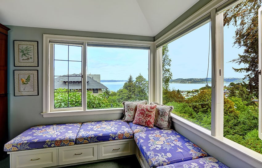 47 Window Seat Ideas Benches Storage Amp Cushions Designing Idea