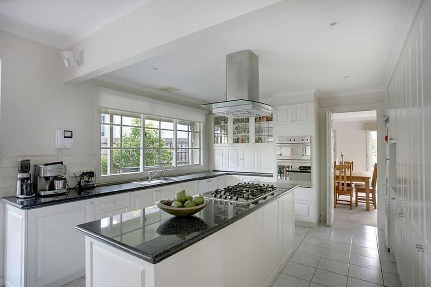 28 Modern White Kitchen Design Ideas (Photos) - Designing Idea on Kitchen Counter Decor Modern  id=73077