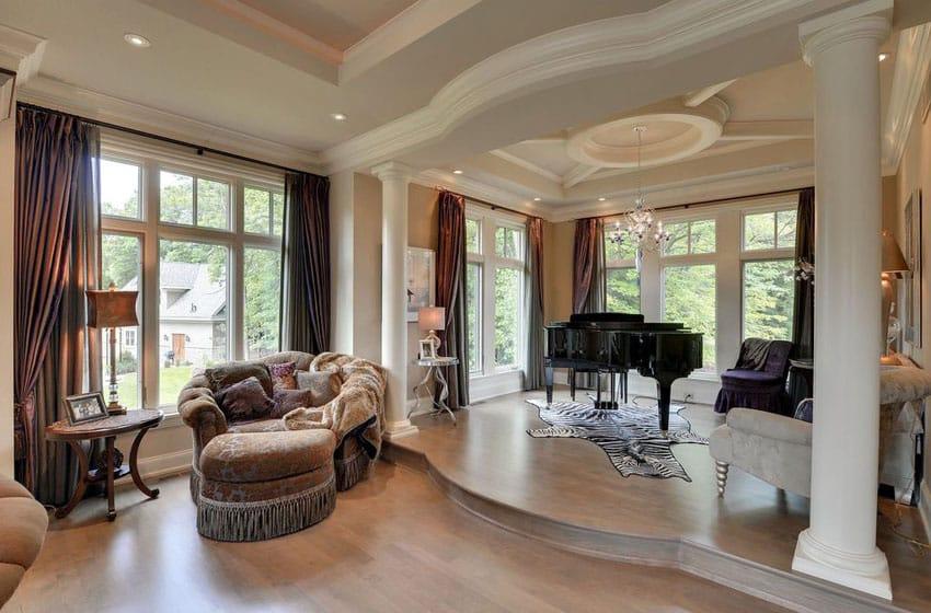 39 Gorgeous Sunken Living Room Ideas Designing Idea Part 44
