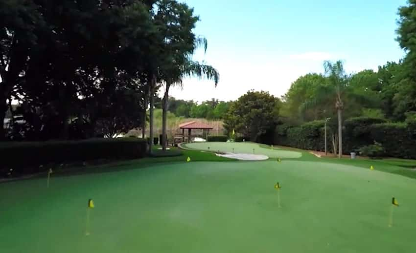 25 Golf Backyard Putting Green Ideas - Designing Idea on Putting Green Ideas For Backyard id=88378