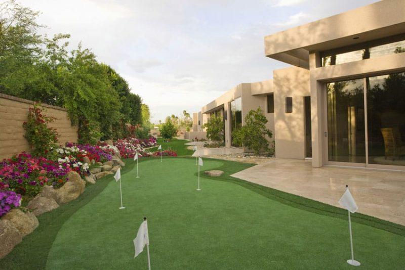 27 Golf Backyard Putting Green Ideas - Designing Idea on Putting Green Ideas For Backyard id=35100