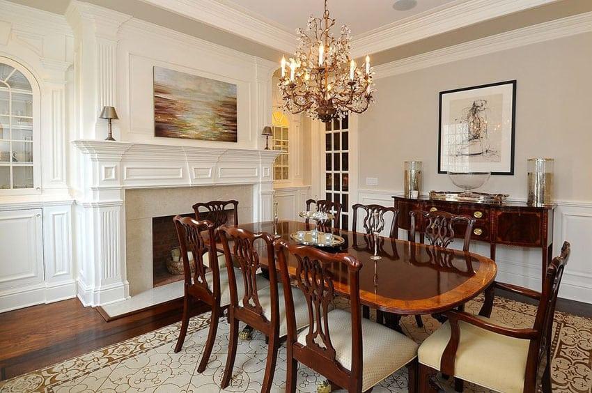 Formal Dining Room Ideas