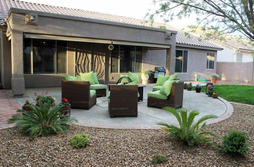 50 Best Gravel Patio Ideas (DIY Design Pictures ... on Patio Gravel Ideas id=69934