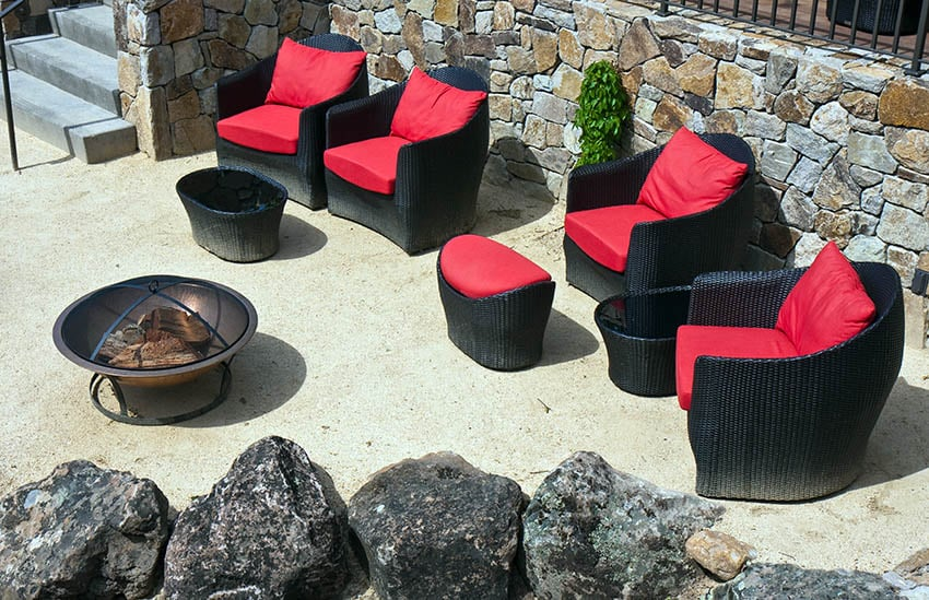 50 Best Gravel Patio Ideas (DIY Design Pictures ... on Patio Gravel Ideas id=78169