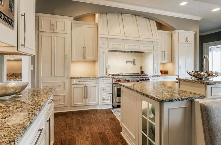 Beige Granite Countertops Colors Styles Designing Idea. A Colonial Cream ...