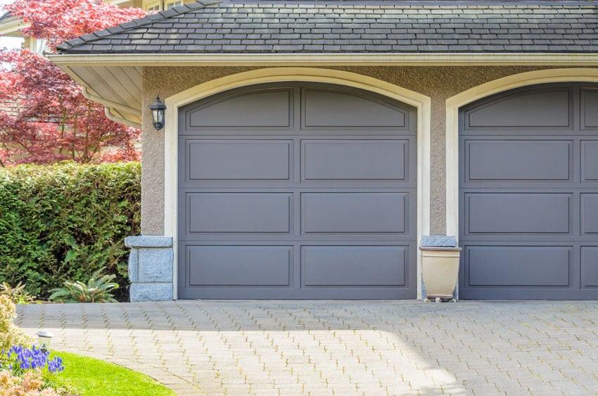 Garage Door Color Ideas (Ultimate Guide) - Designing Idea on Garage Door Color  id=36096