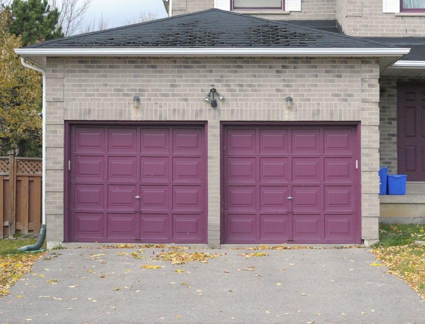 Garage Door Color Ideas (Ultimate Guide) - Designing Idea on Garage Door Color Ideas  id=31602