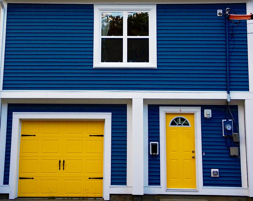 Garage Door Color Ideas (Ultimate Guide) - Designing Idea on Garage Door Color Ideas  id=11358