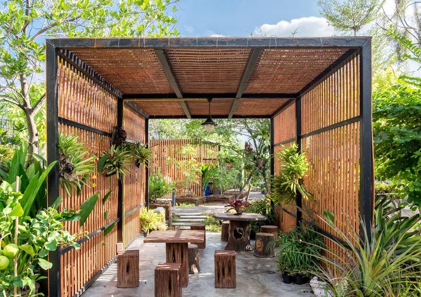 Amazing Modern Pergola Designs (Pictures) - Designing Idea on Covered Pergola Ideas  id=66935