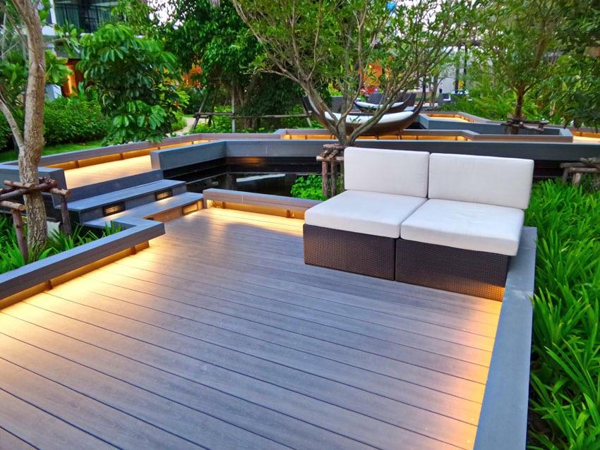 25 top modern deck ideas pictures designing idea Modern Patio Deck id=28921