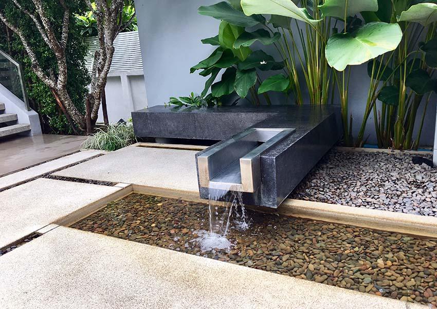27 Best Patio Water Features (Design Ideas) - Designing Idea on Water Feature Ideas For Patio id=71375