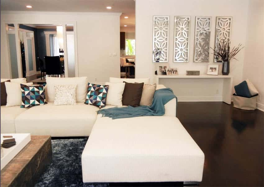 Beautiful White Living Room Ideas (Design Pictures