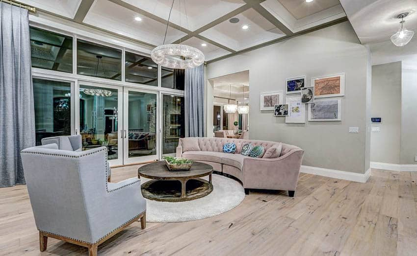 Gray Living Room Ideas (Design Pictures)