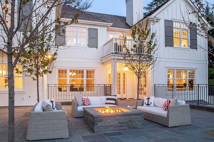 types of patios beautiful design ideas