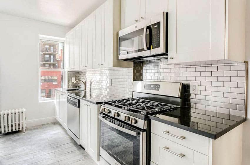 metal kitchen backsplash ideas