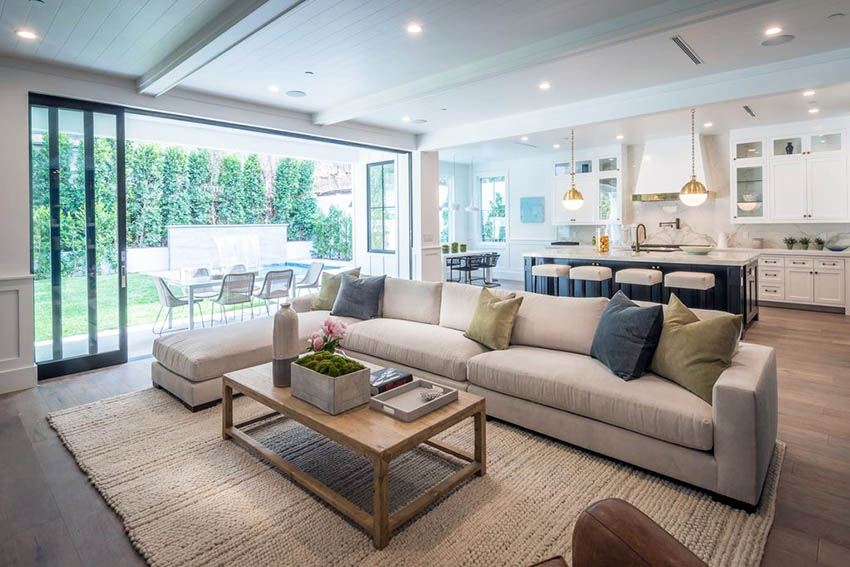 Open Concept Living Room Design Ideas Designing Idea