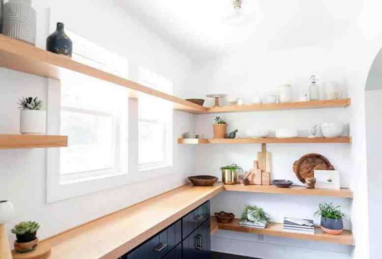 Hoek open keuken