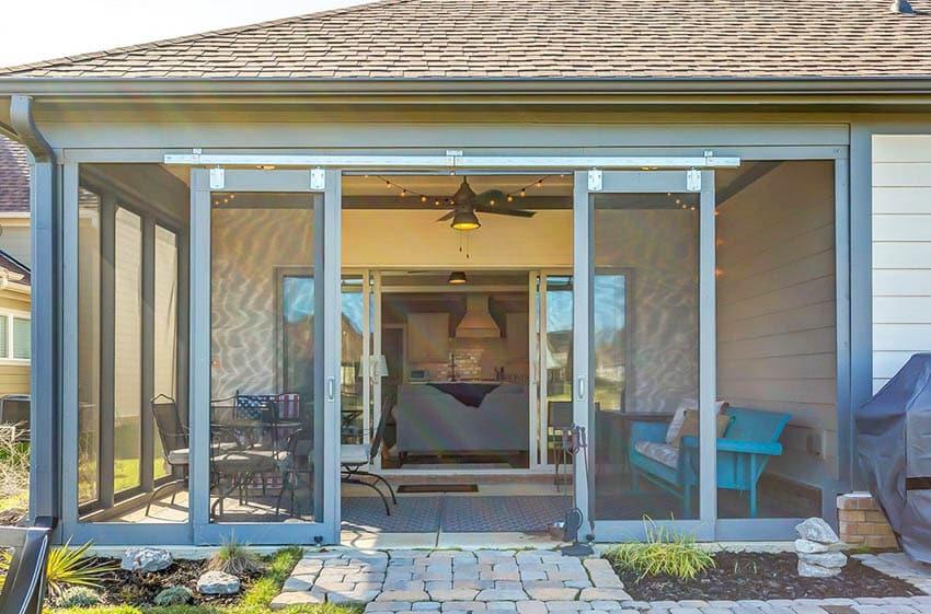 Enclosed Patio Ideas (Design Pictures) - Designing Idea on Inclosed Patio Ideas  id=96053