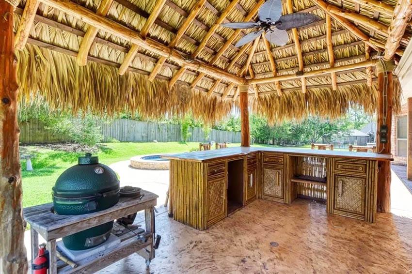 33 Amazing Backyard Palapa Ideas - Designing Idea on Palapa Bar Backyard id=93541