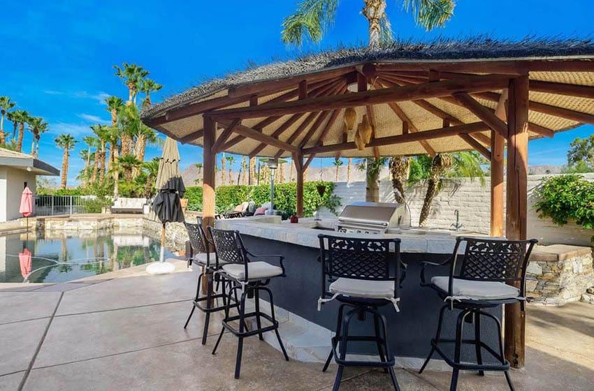 33 Amazing Backyard Palapa Ideas - Designing Idea on Palapa Bar Backyard id=87740