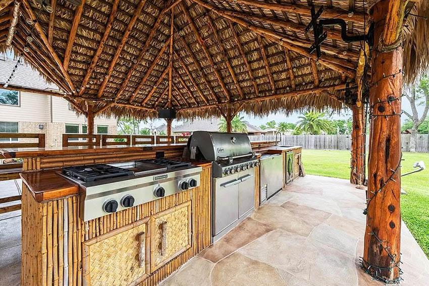 33 Amazing Backyard Palapa Ideas - Designing Idea on Palapa Bar Backyard id=73275