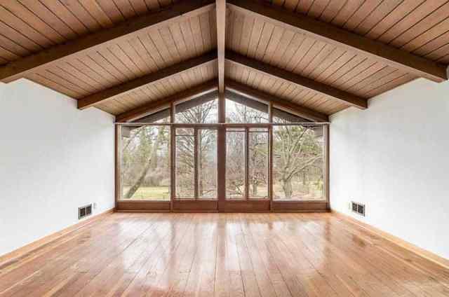 Tonozlu tavanlı oda ilavesi