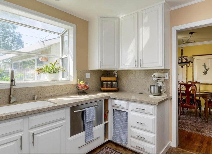 kitchen garden window design ideas