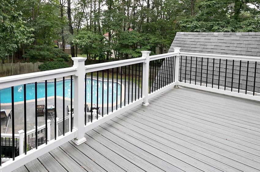 deck railing ideas design gallery