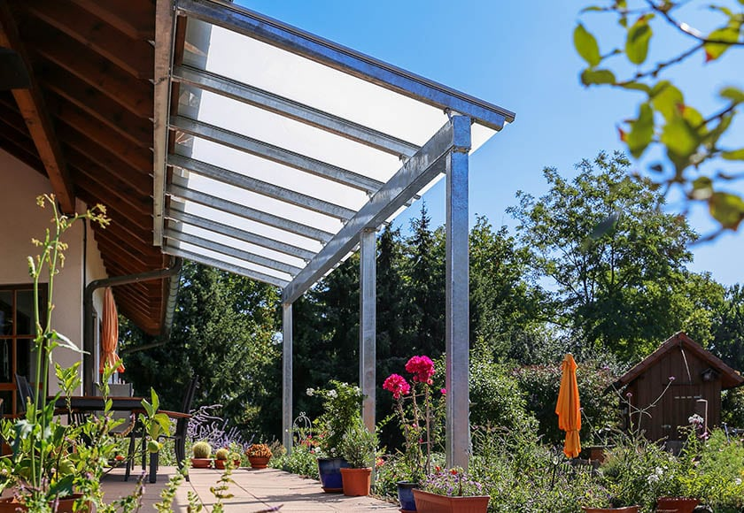 insulated vs uninsulated patio covers