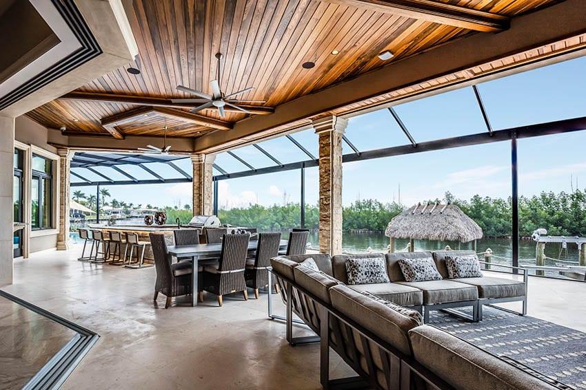 polished concrete patio design guide