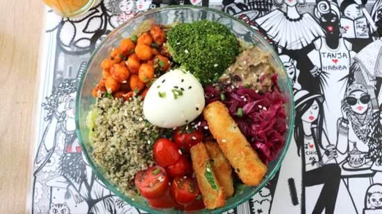 Tangier food
