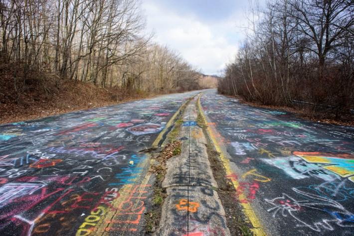 centralia Pennsylvania route 61
