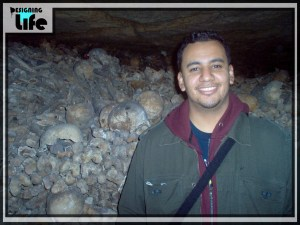 catacombes paris france