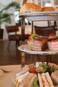 high tea in The Rock Hotel Gibraltar